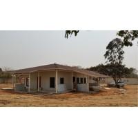 赞比亚清真寺活动房工程