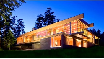 别墅Contemporary Homes in Canada