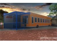 海南集装箱房屋样板工程