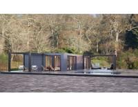 欧洲新型集装箱房屋