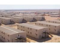 南非项目工程活动房屋