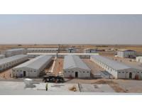 突尼斯工程活动房屋