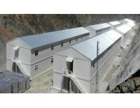 索马里矿山活动房