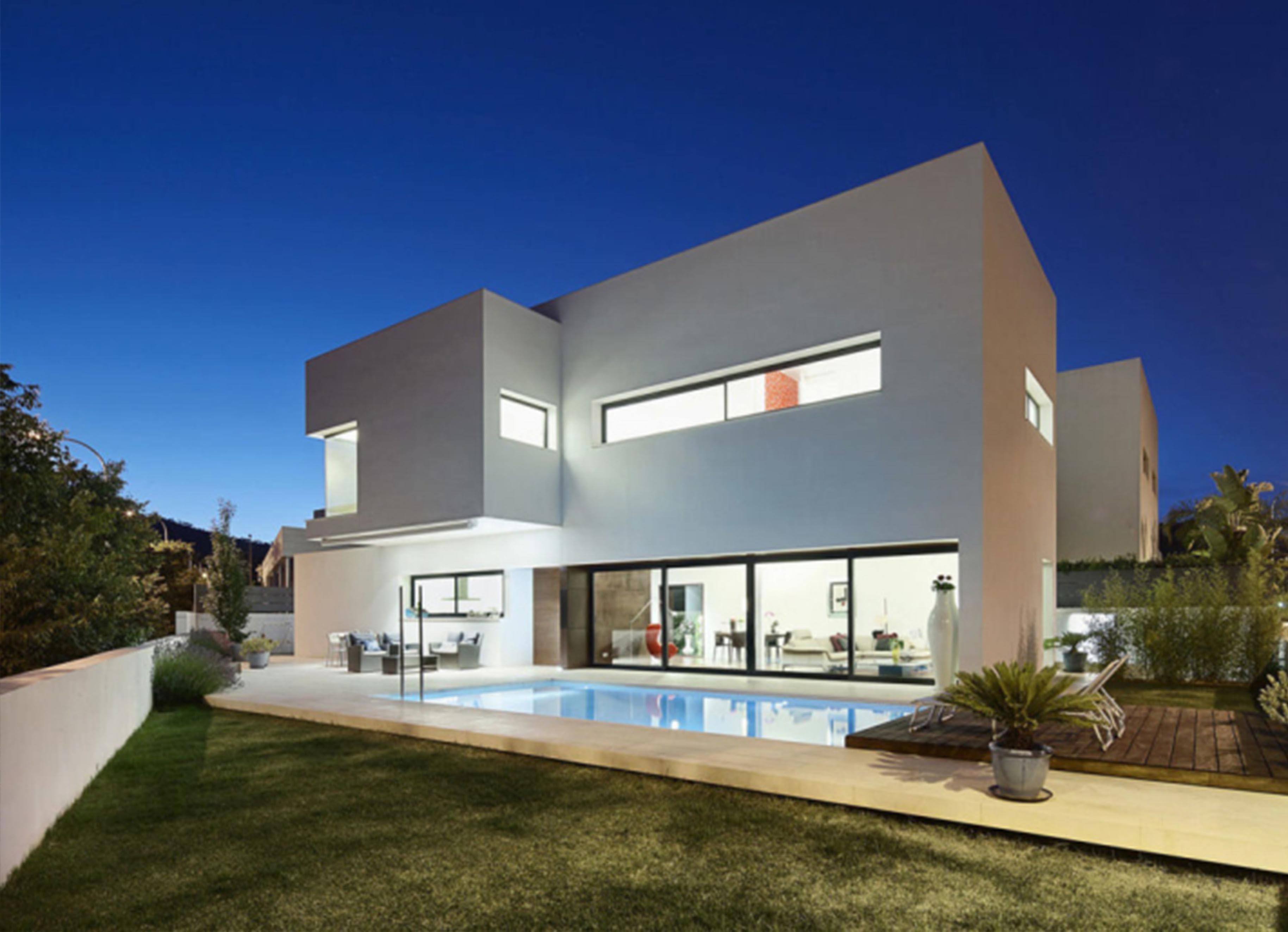 节能环保产品_尼加拉瓜轻钢别墅 - 佛山市合阁钢结构集成房屋有限公司