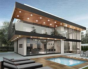 现代化风格别墅